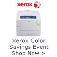 Xerox Color Savings Event