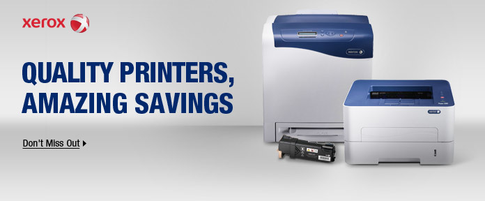 Quality Printers, Amazing Savings