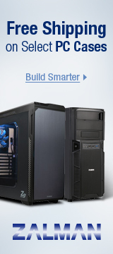 Free Shipping on Select PC Cases