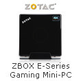 ZBOX E-Series Gaming Mini-PC
